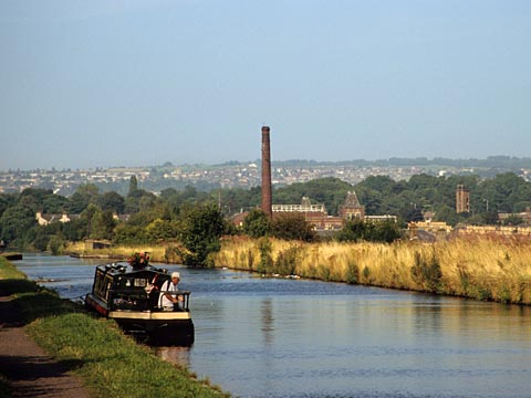 Leeds Liverpool Canal at Burnley